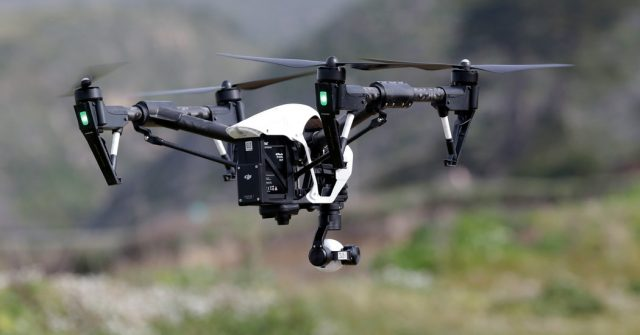 TEMA POLICE ACQUIRES DRONE TO FIGHT CRIME