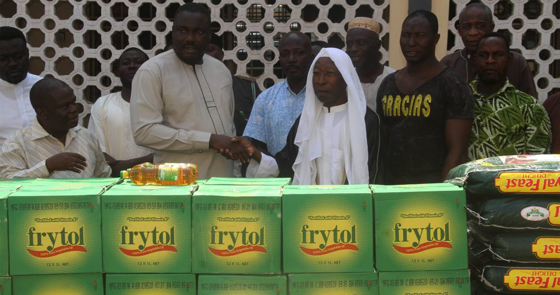 TMA DONATES TOWARDS RAMADAN